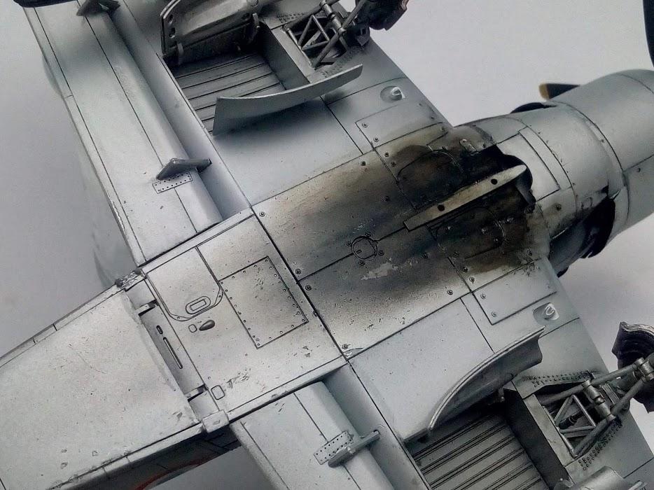AD-4 Skyraider n°123895 /SFERMA 110 de l'EC 3/20  (Tamiya 1/48) - Page 3 M6616