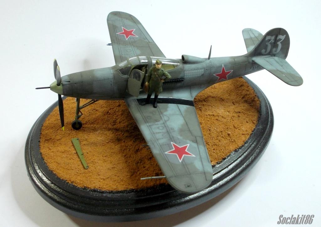 Bell P-400 aux couleurs Russes ( Eduard 1/48) - Page 4 M6711
