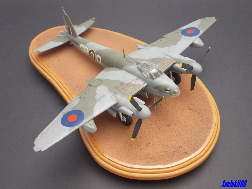 De Havilland  DH-98 Mosquito B mark IV (Revell 04555 au 1/48 ) - Page 4 M6712
