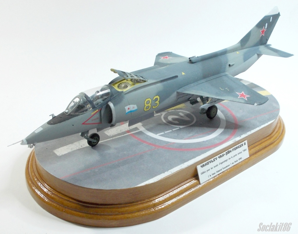 Yak-38M Forger A ( Hobby Boss 80362 1/48 ) ... - Page 5 M6810