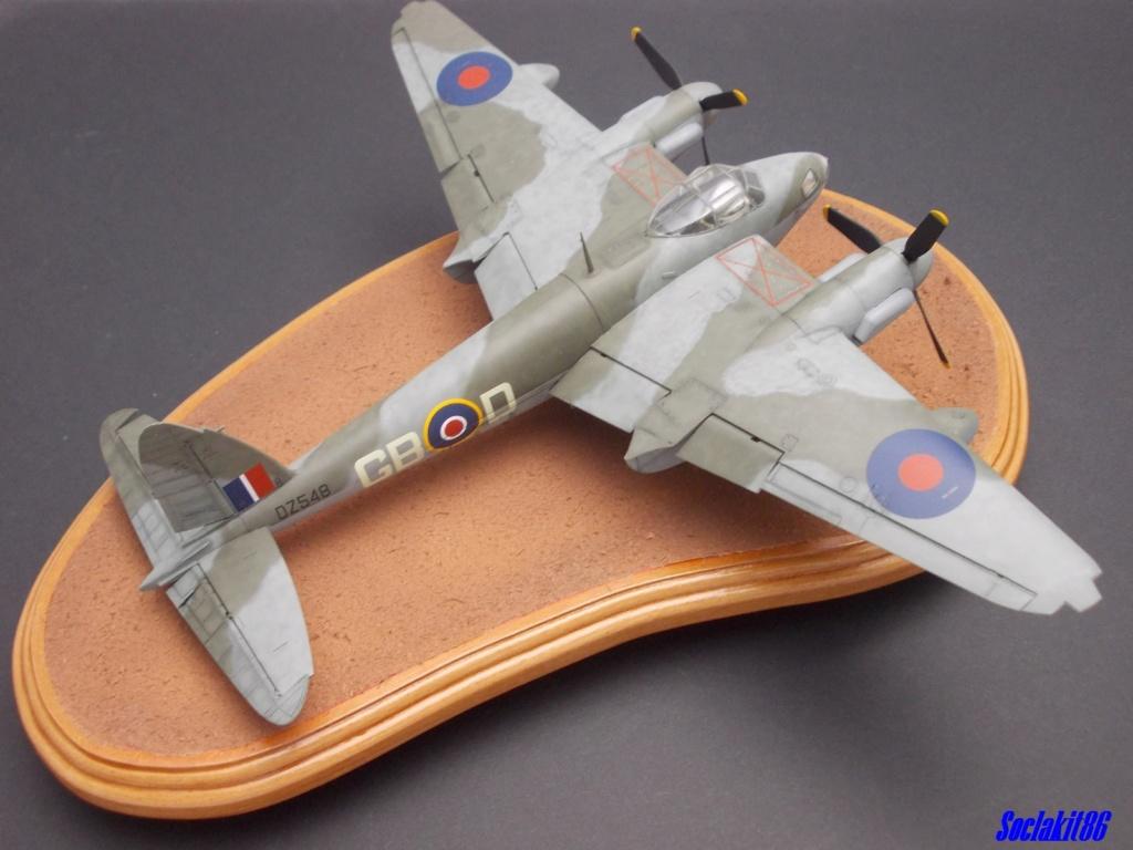 De Havilland  DH-98 Mosquito B mark IV (Revell 04555 au 1/48 ) - Page 4 M6814