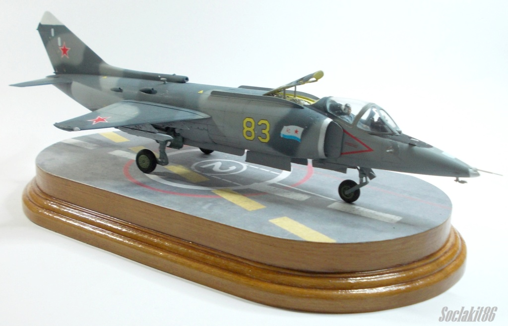 Yak-38M Forger A ( Hobby Boss 80362 1/48 ) ... - Page 5 M6910