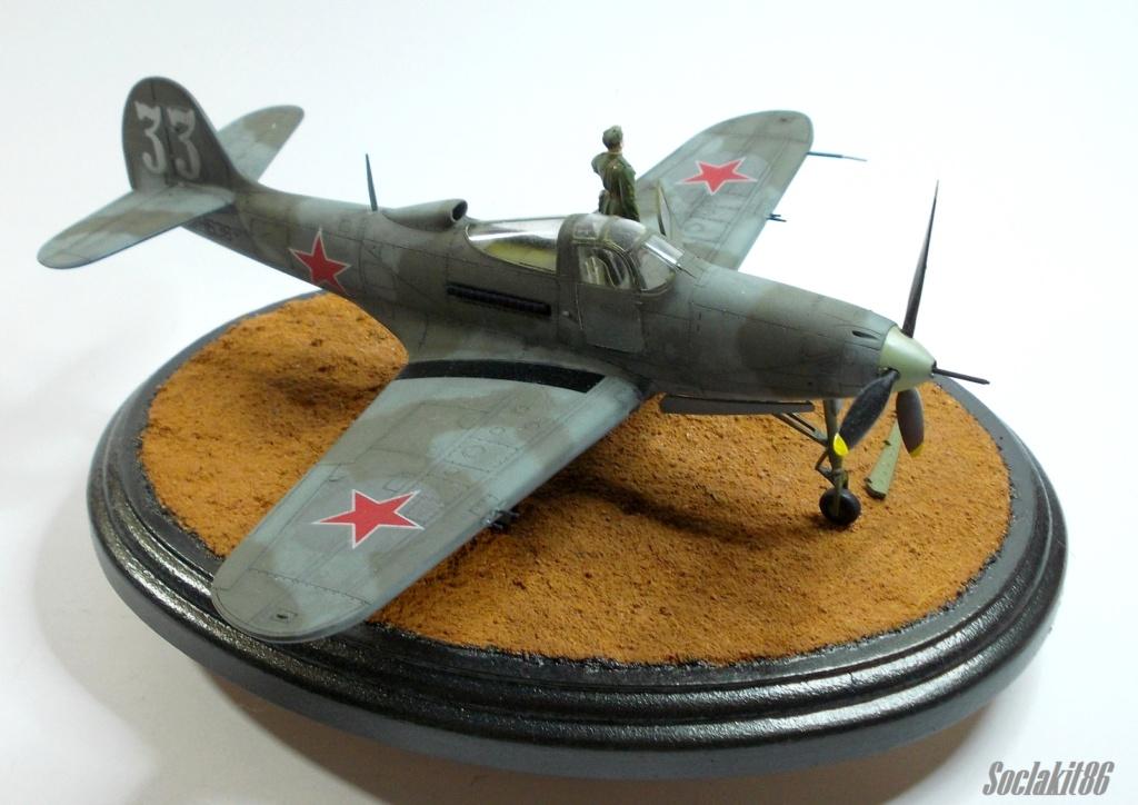 Bell P-400 aux couleurs Russes ( Eduard 1/48) - Page 4 M6911