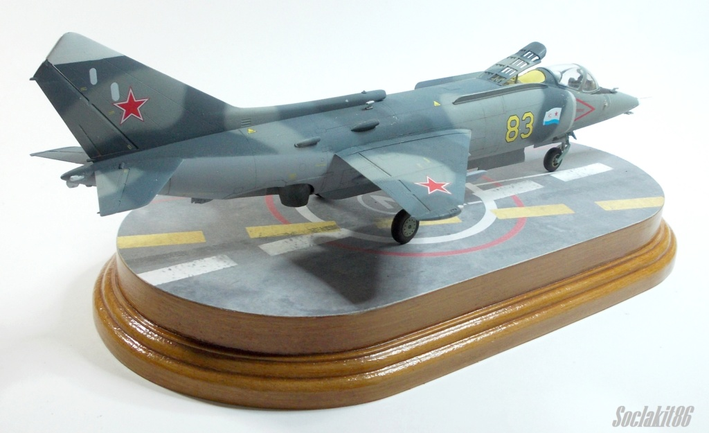 Yak-38M Forger A ( Hobby Boss 80362 1/48 ) ... - Page 5 M7010