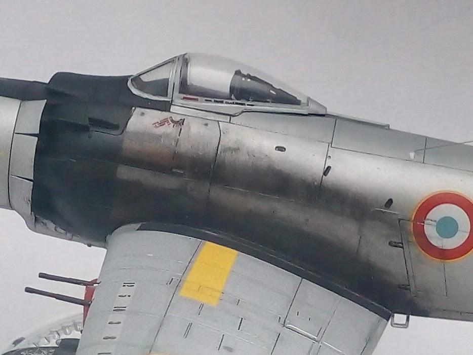AD-4 Skyraider n°123895 /SFERMA 110 de l'EC 3/20  (Tamiya 1/48) - Page 3 M7014