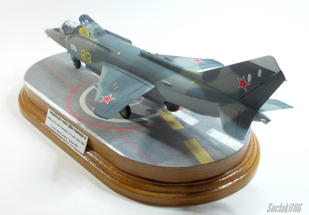 Yak-38M Forger A ( Hobby Boss 80362 1/48 ) ... - Page 5 M7110