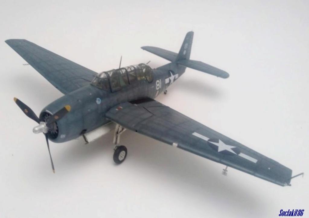 Grumman TBF-1C Avenger (Hobby Boss 1/48) - Page 4 M7115