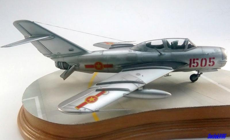 Shenyang JJ-5 Armée de l'air Nord Vietnamienne (Hobby Boss 1/48) - Page 5 M7119