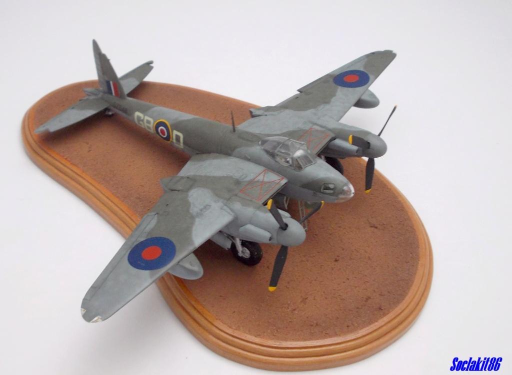 De Havilland  DH-98 Mosquito B mark IV (Revell 04555 au 1/48 ) - Page 4 M7210