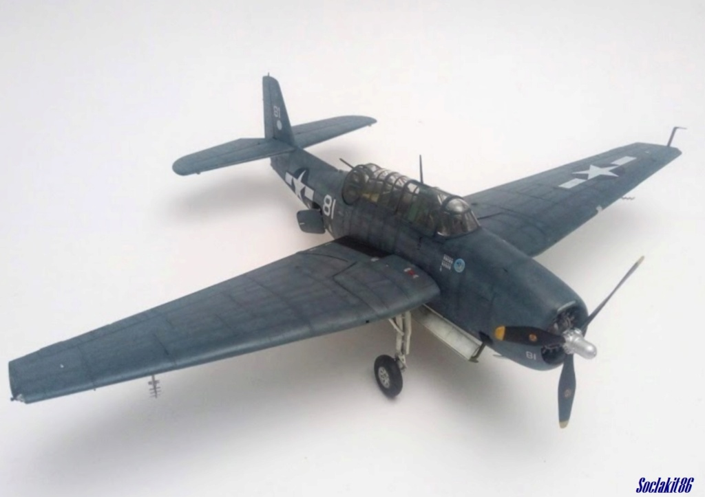 Grumman TBF-1C Avenger (Hobby Boss 1/48) - Page 4 M7214