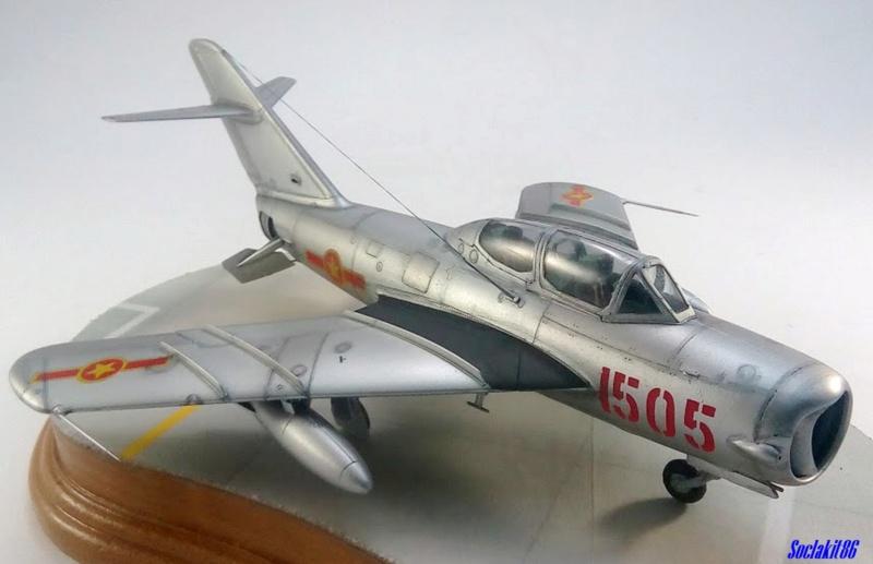 Shenyang JJ-5 Armée de l'air Nord Vietnamienne (Hobby Boss 1/48) - Page 5 M7218