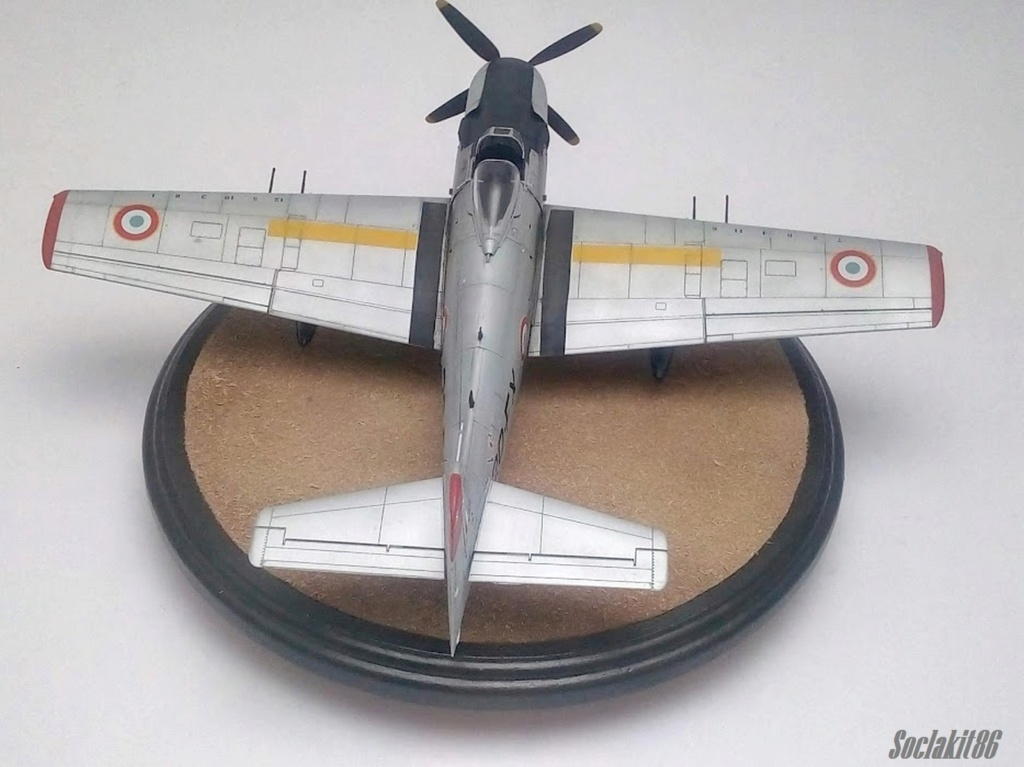 AD-4 Skyraider n°123895 /SFERMA 110 de l'EC 3/20  (Tamiya 1/48) - Page 3 M7311