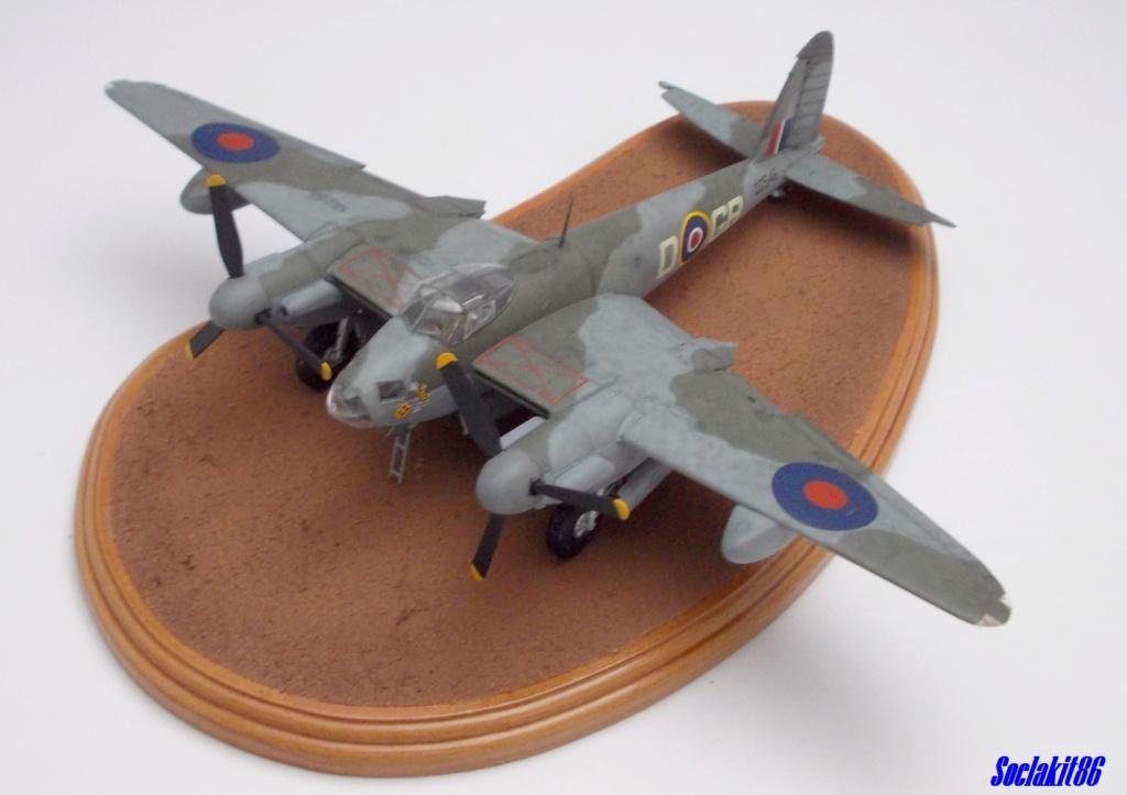 De Havilland  DH-98 Mosquito B mark IV (Revell 04555 au 1/48 ) - Page 4 M7410