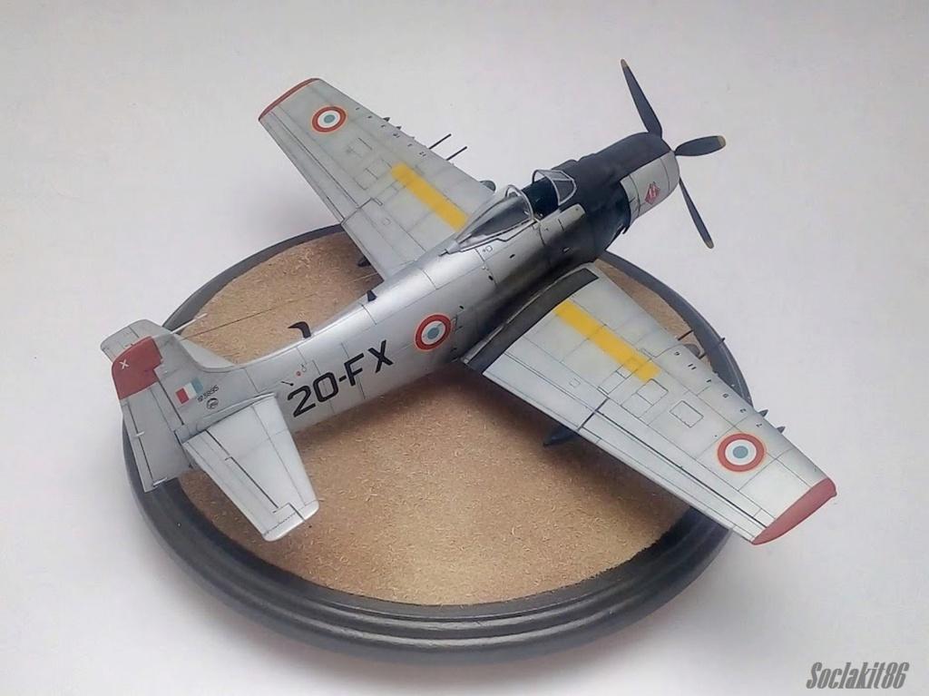 AD-4 Skyraider n°123895 /SFERMA 110 de l'EC 3/20  (Tamiya 1/48) - Page 3 M7411