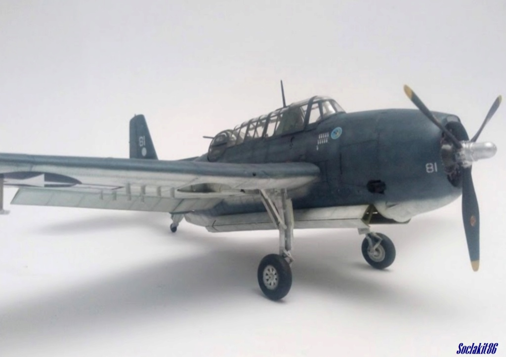 Grumman TBF-1C Avenger (Hobby Boss 1/48) - Page 4 M7413