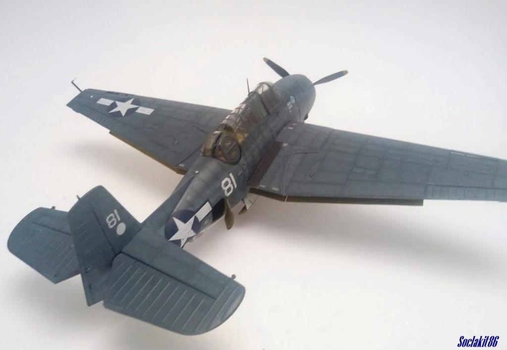Grumman TBF-1C Avenger (Hobby Boss 1/48) - Page 4 M7515