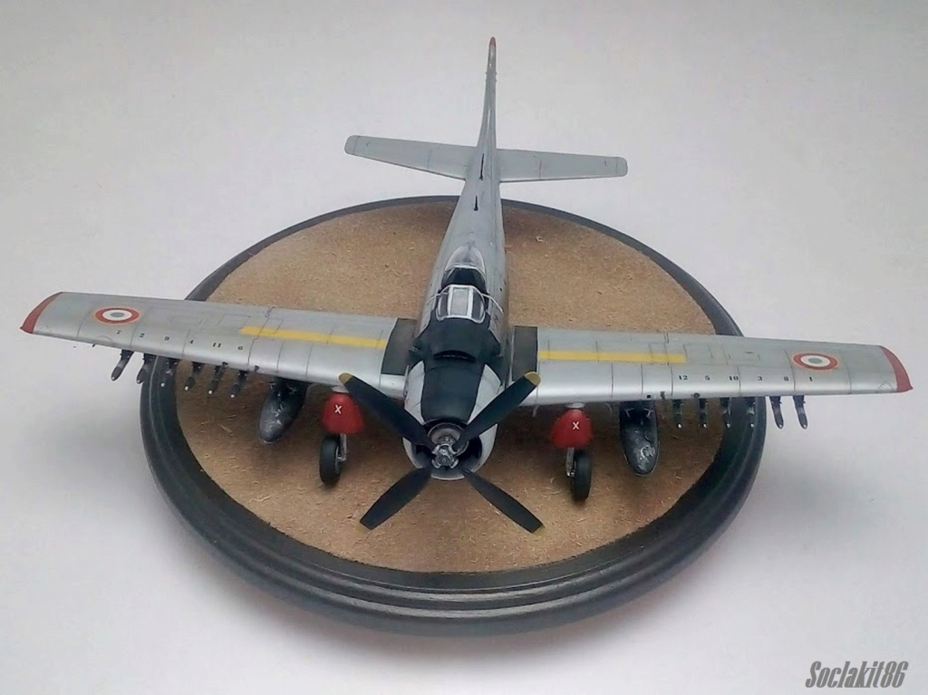 AD-4 Skyraider n°123895 /SFERMA 110 de l'EC 3/20  (Tamiya 1/48) - Page 3 M7610