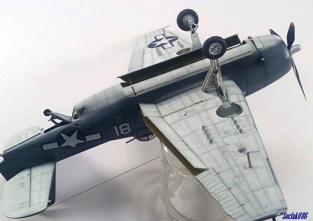 Grumman TBF-1C Avenger (Hobby Boss 1/48) - Page 4 M7810