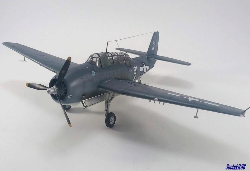 Grumman TBF-1C Avenger (Hobby Boss 1/48) - Page 4 M7910