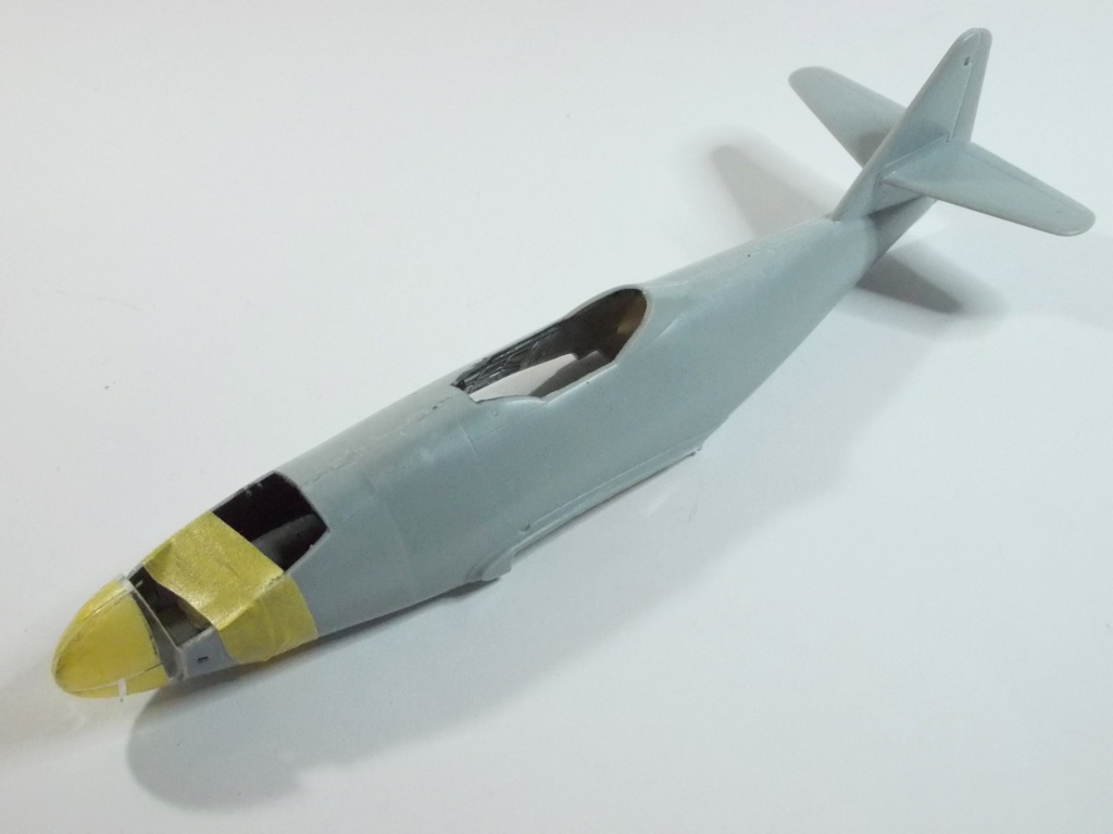 Me 262 A-2a/U2 au 1/48 ( Dragon 5529 versus Hobby Boss 80377 ) M_0911