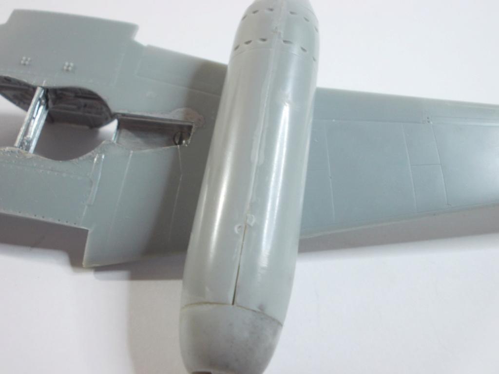 Me 262 A-2a/U2 au 1/48 ( Dragon 5529 versus Hobby Boss 80377 ) M_1311