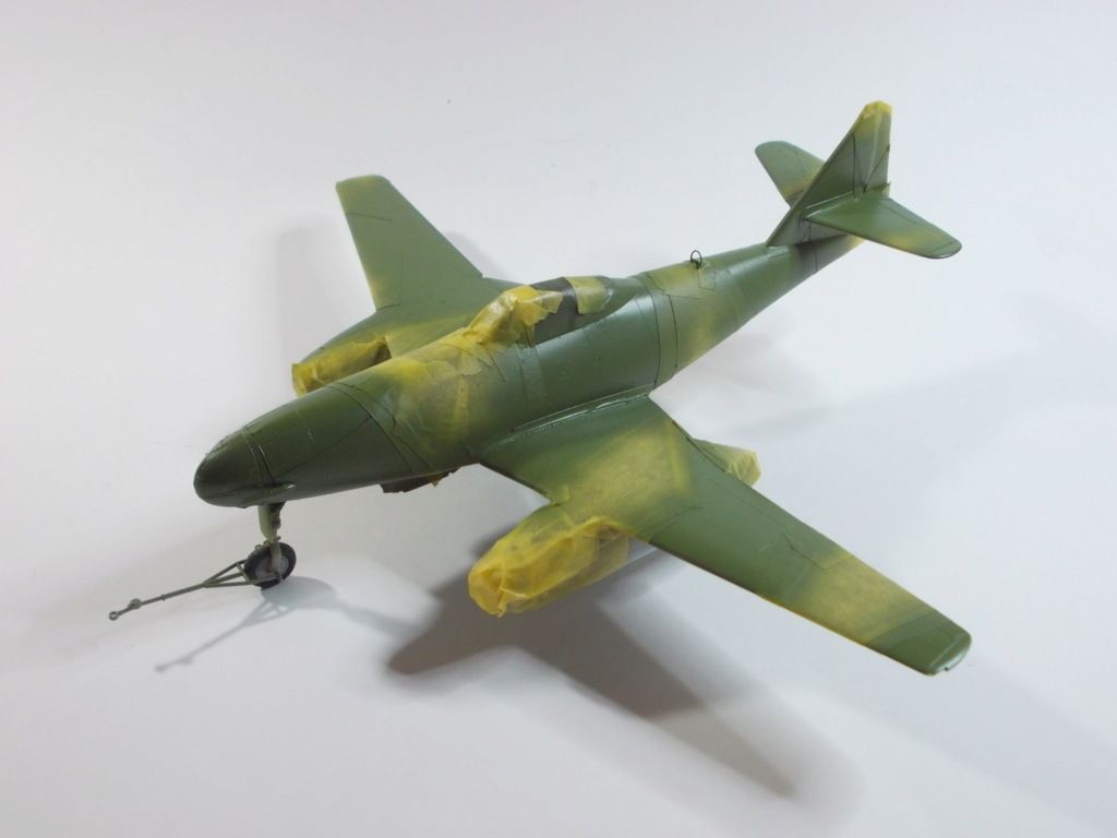 Me 262 A-2a/U2 au 1/48 ( Dragon 5529 versus Hobby Boss 80377 ) - Page 2 M_3311