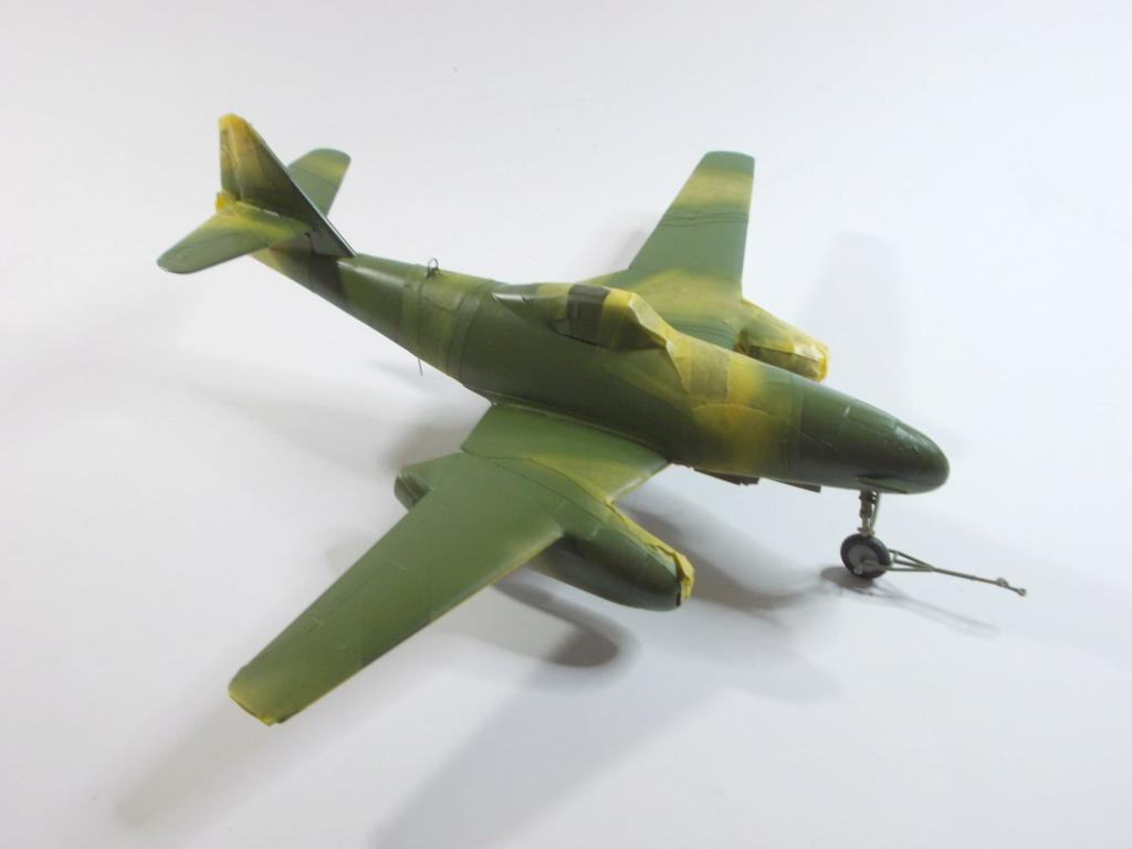 Me 262 A-2a/U2 au 1/48 ( Dragon 5529 versus Hobby Boss 80377 ) - Page 2 M_3411