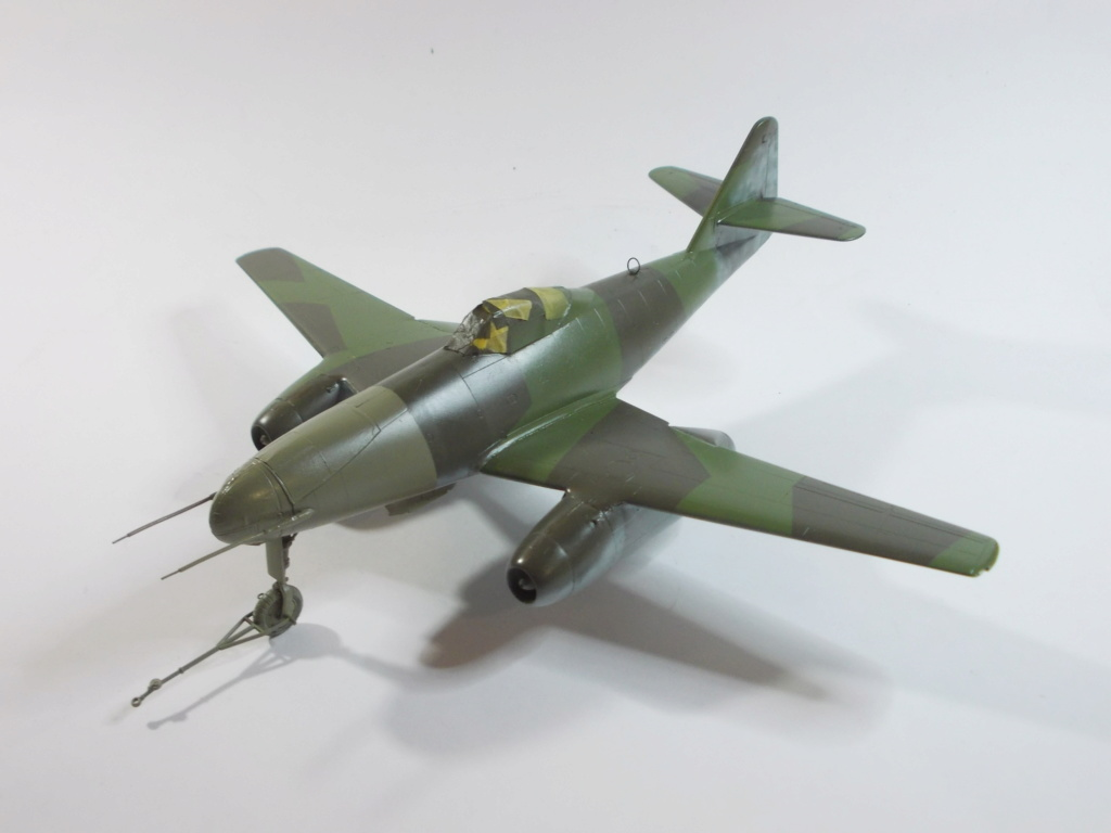 Me 262 A-2a/U2 au 1/48 ( Dragon 5529 versus Hobby Boss 80377 ) - Page 3 M_3910
