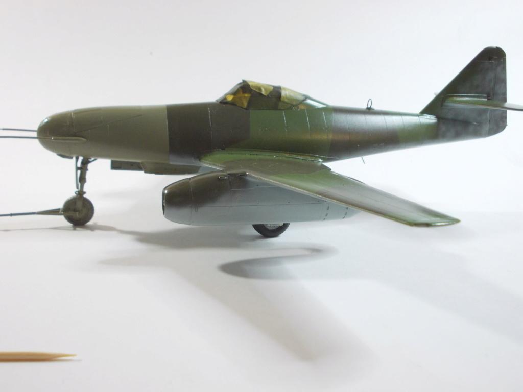 Me 262 A-2a/U2 au 1/48 ( Dragon 5529 versus Hobby Boss 80377 ) - Page 3 M_4110