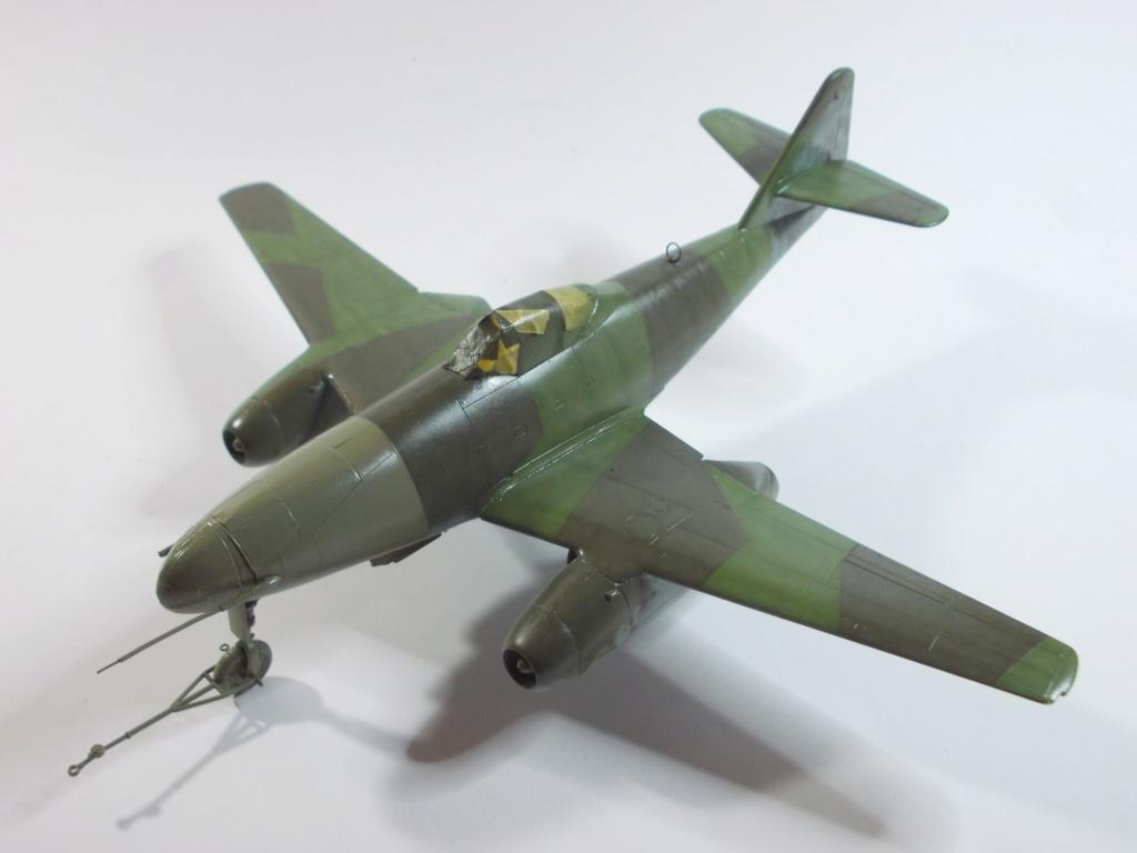 Me 262 A-2a/U2 au 1/48 ( Dragon 5529 versus Hobby Boss 80377 ) - Page 3 M_5010