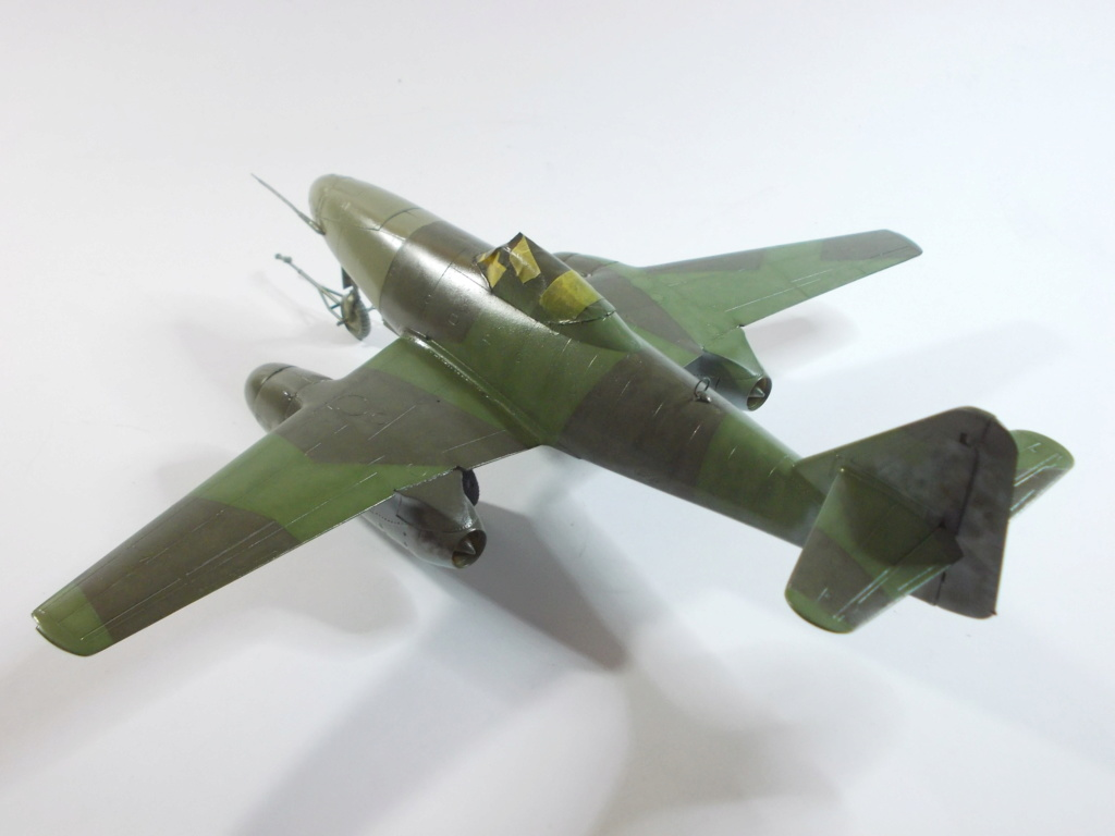 Me 262 A-2a/U2 au 1/48 ( Dragon 5529 versus Hobby Boss 80377 ) - Page 3 M_5110