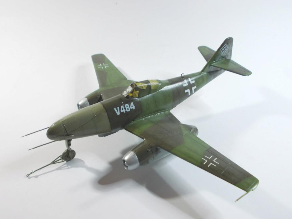 Me 262 A-2a/U2 au 1/48 ( Dragon 5529 versus Hobby Boss 80377 ) - Page 3 M_5810