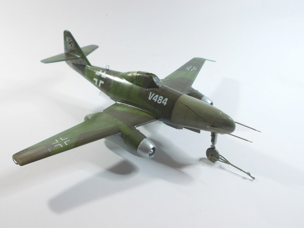 Me 262 A-2a/U2 au 1/48 ( Dragon 5529 versus Hobby Boss 80377 ) - Page 3 M_6110