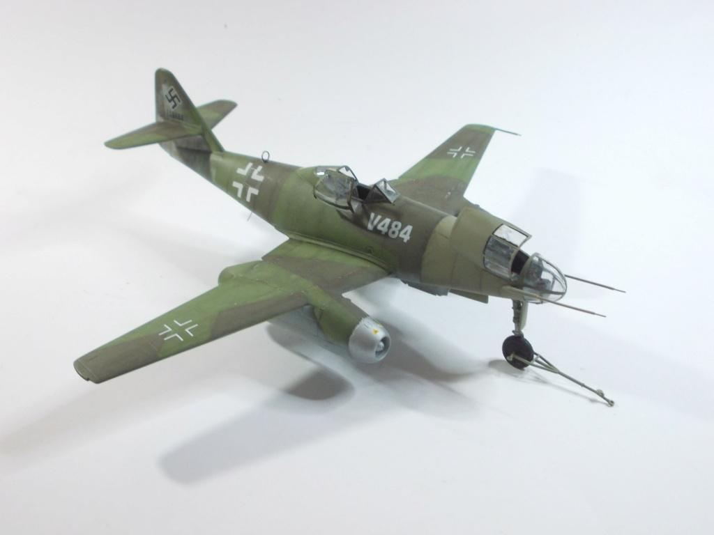 Me 262 A-2a/U2 au 1/48 ( Dragon 5529 versus Hobby Boss 80377 ) - Page 3 M_6410
