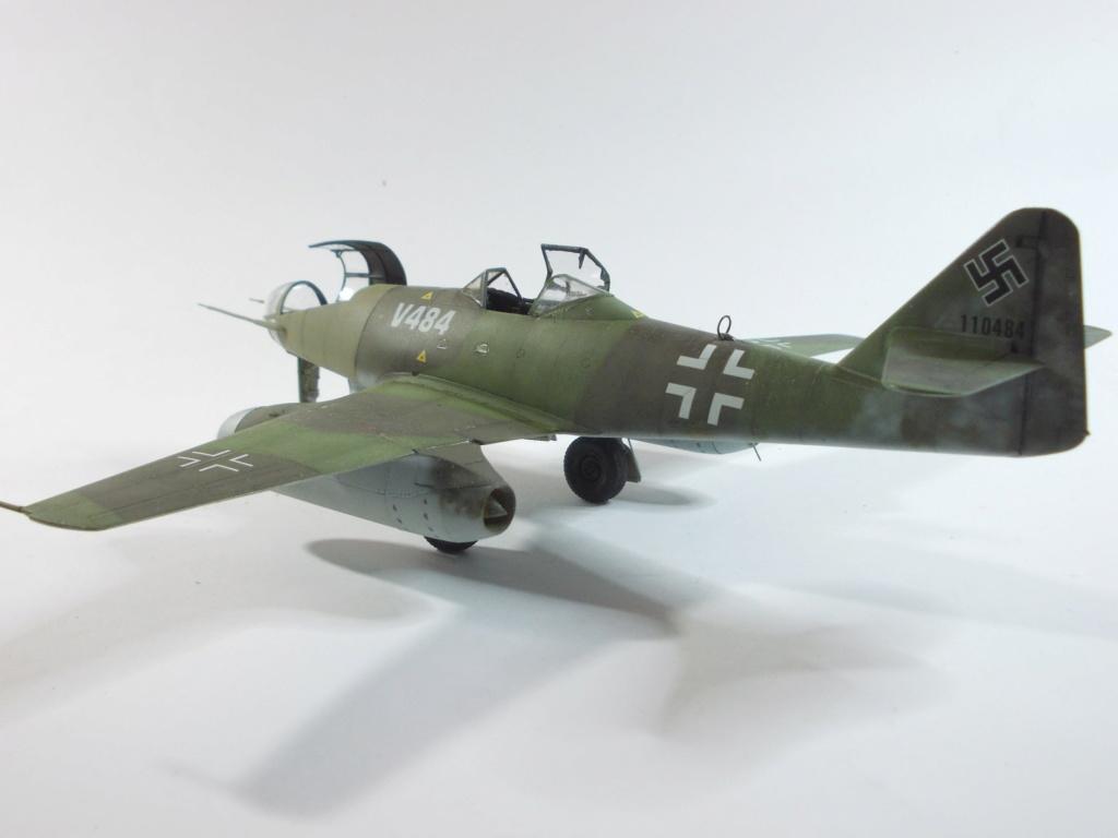 Me 262 A-2a/U2 au 1/48 ( Dragon 5529 versus Hobby Boss 80377 ) - Page 3 M_6610