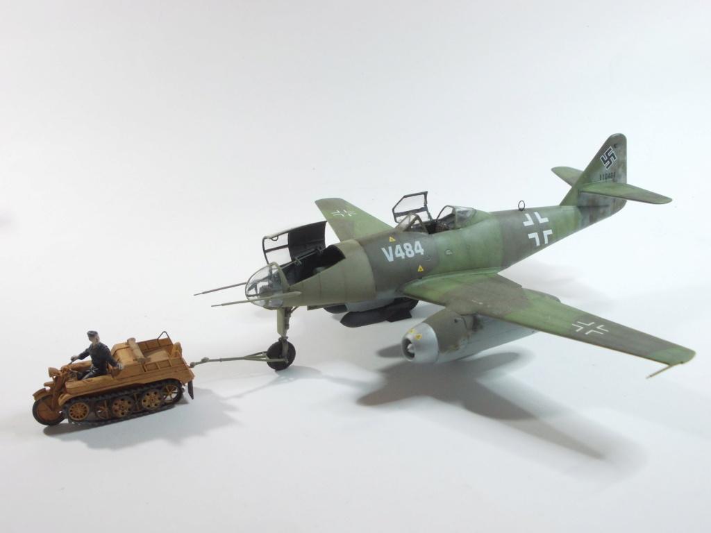 Me 262 A-2a/U2 au 1/48 ( Dragon 5529 versus Hobby Boss 80377 ) - Page 4 M_6810