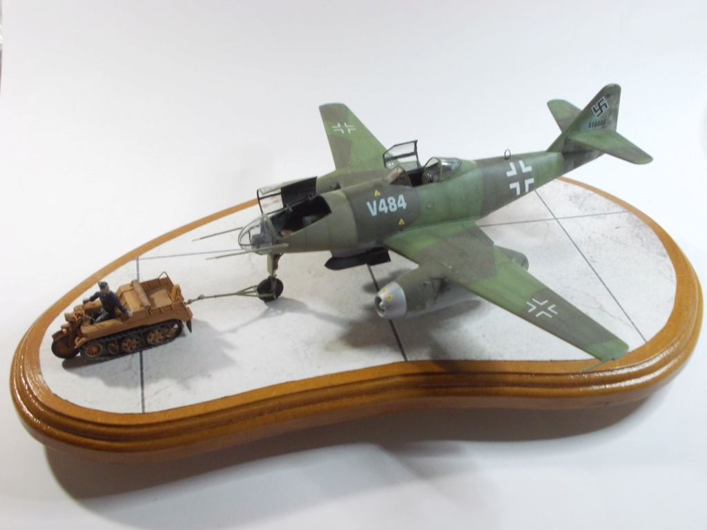 Me 262 A-2a/U2 au 1/48 ( Dragon 5529 versus Hobby Boss 80377 ) - Page 5 M_7510