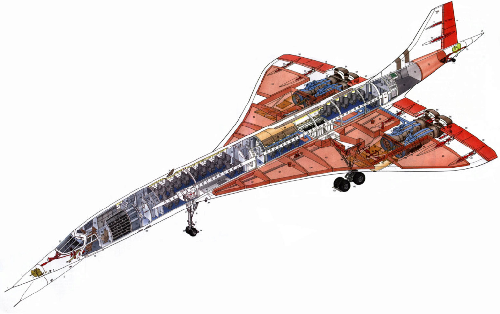 Concorde n°203 / F-BTSC (Heller 1/72) Maincu10