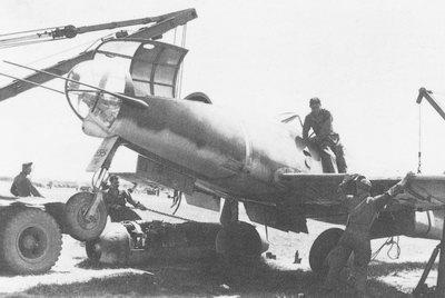 Me 262 A-2a/U2 au 1/48 ( Dragon 5529 versus Hobby Boss 80377 ) Me-26211