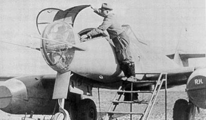 Me 262 A-2a/U2 au 1/48 ( Dragon 5529 versus Hobby Boss 80377 ) Me262a11