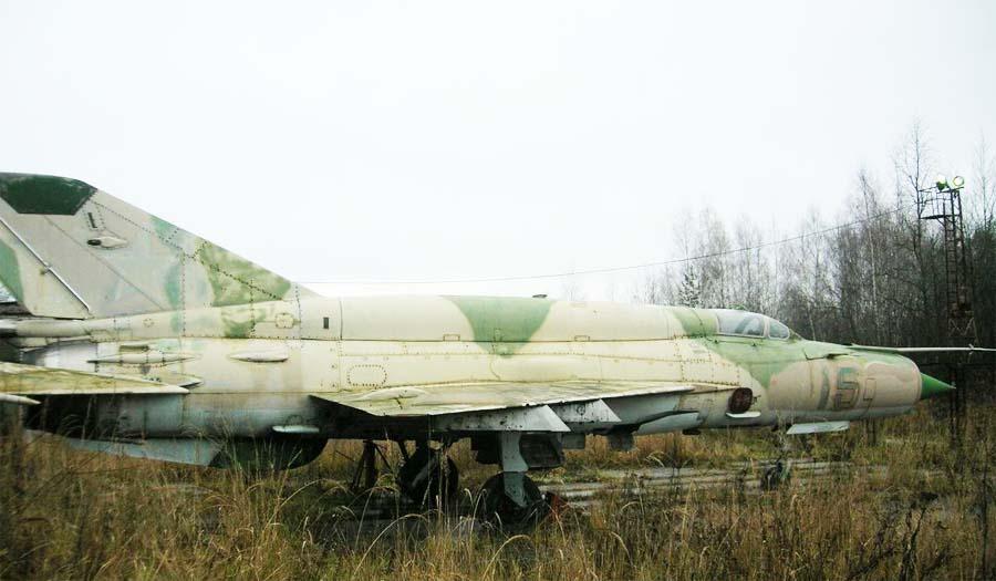 MiG-15 UTI (Trumpeter 1/48)  Mig21m10