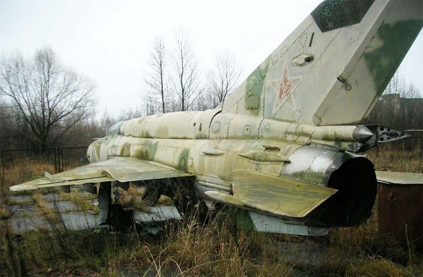 MiG-15 UTI (Trumpeter 1/48)  Mig21m11
