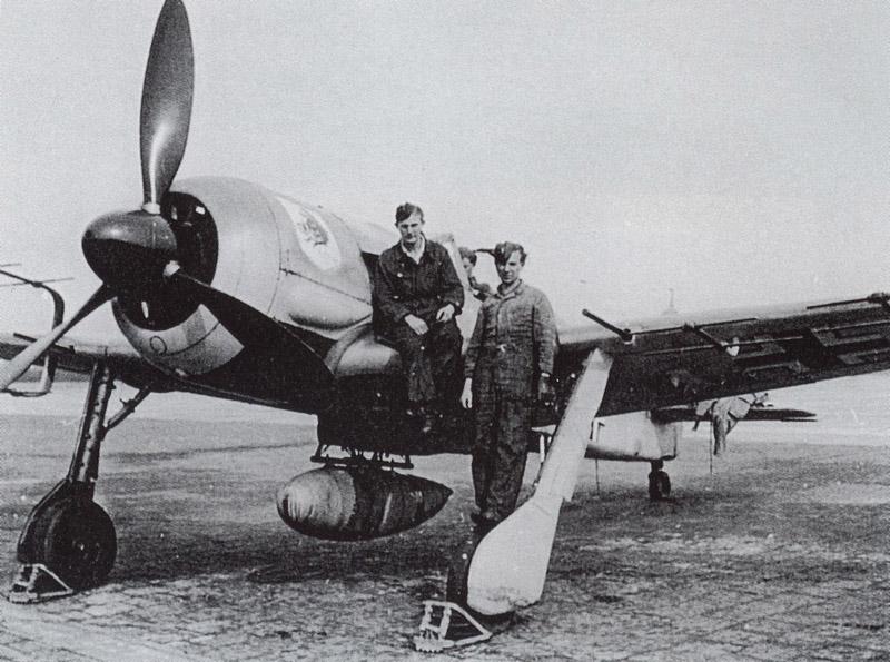 revell 1/32 focke wulf 190 a-8 nightfighter  Migge10