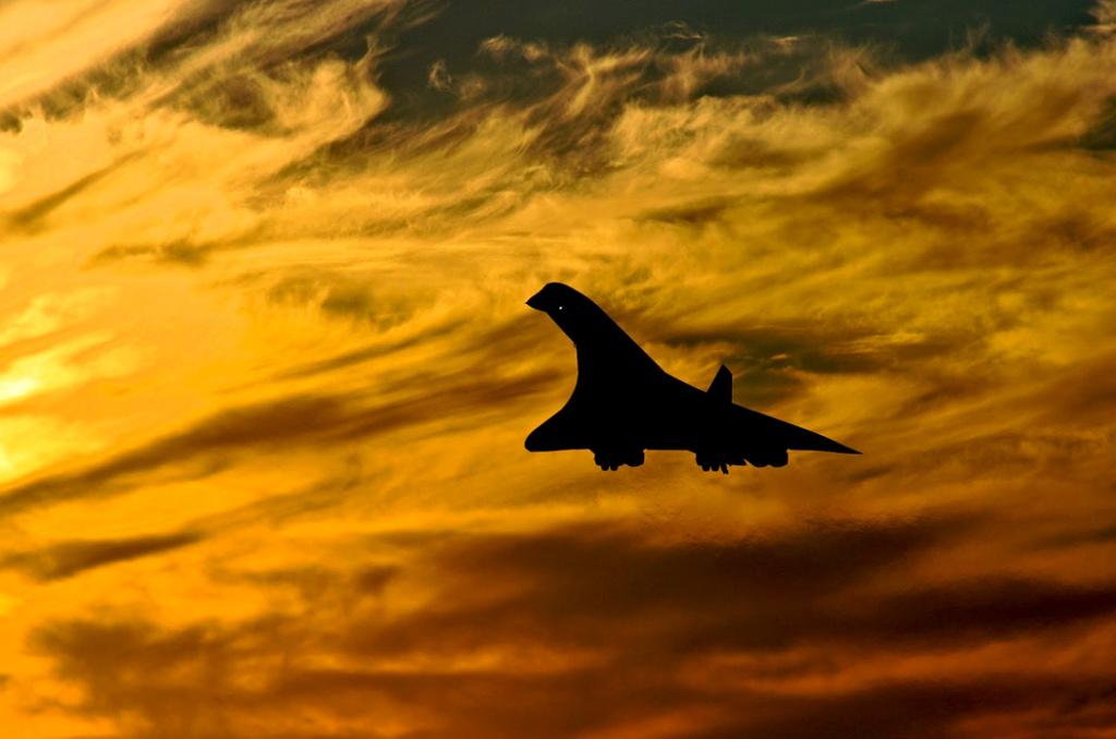 Concorde n°203 / F-BTSC (Heller 1/72) Nauenu11
