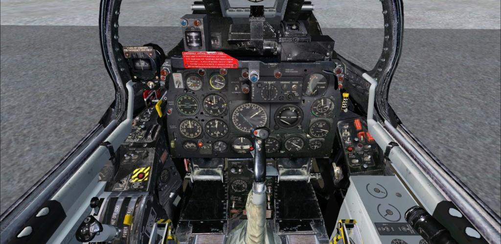 """North American F-86F-30 """"MiG Mad Marines"""" (Eduard 1/48) North-12"""