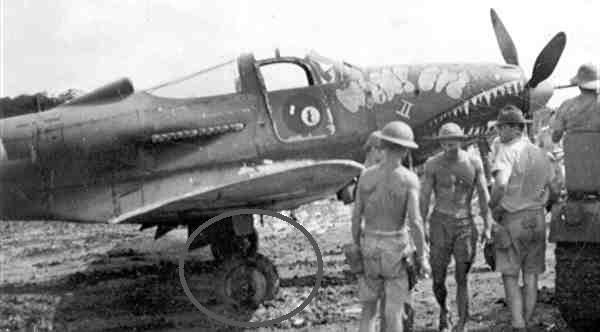 Bell P-400 Airacobra au 1/48 ( Eduard 8061 ) --> P-39 N  Photo_20