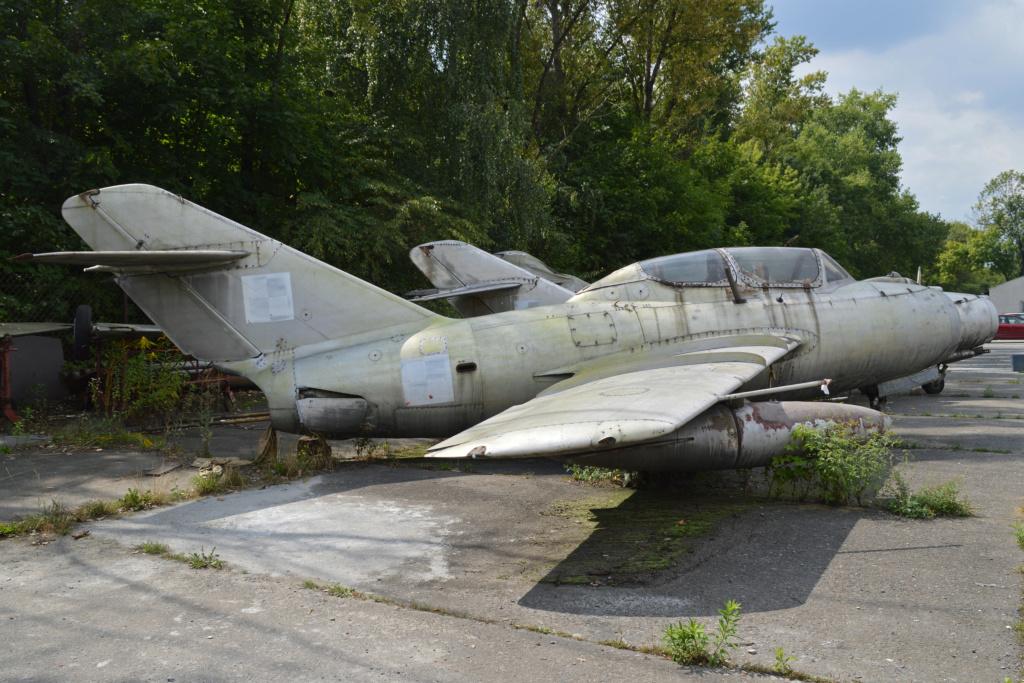 MiG-15 UTI (Trumpeter 1/48)  Pzl-mi11