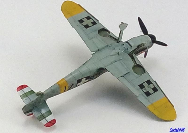Bf 109 G-6 Hongrois V-8+71 du l'escadron de chasse 4/101 ( Octobre 1944) Hasegawa 1/48 +Décals Aviation USK - Page 2 R3110