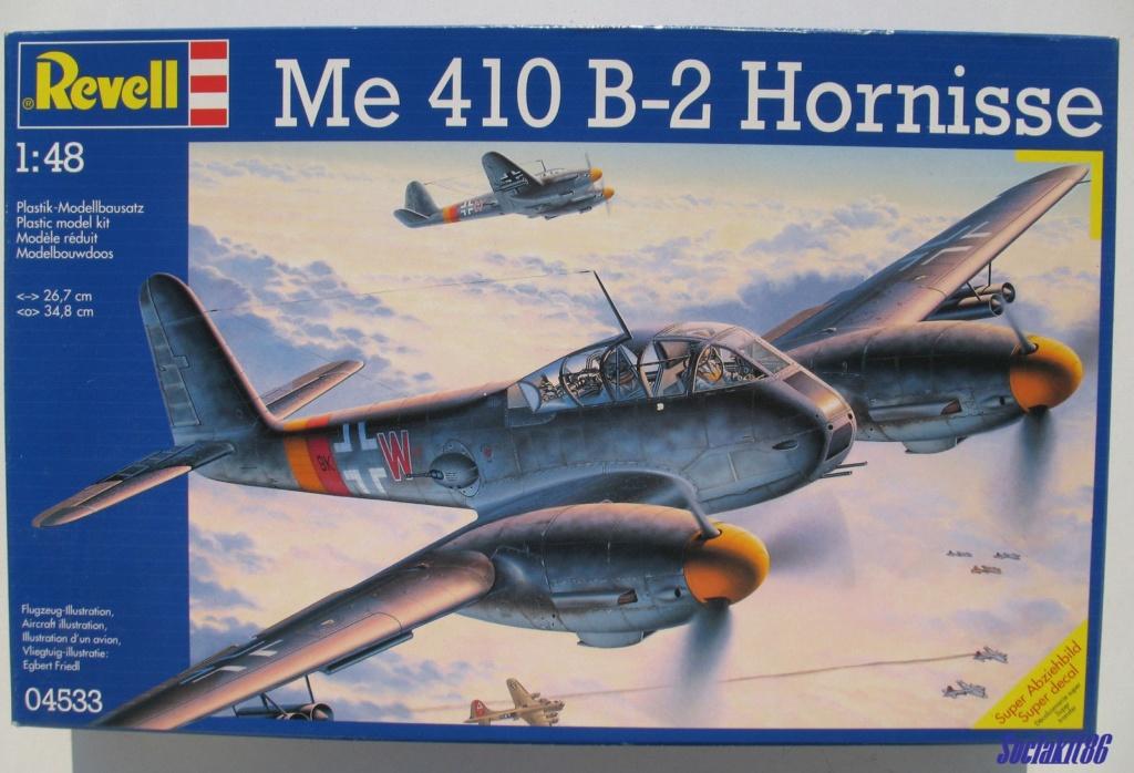 Me 410 B-2 / U-2 / R-4 Hornisse (Revell 04533 1/48) S-l16014