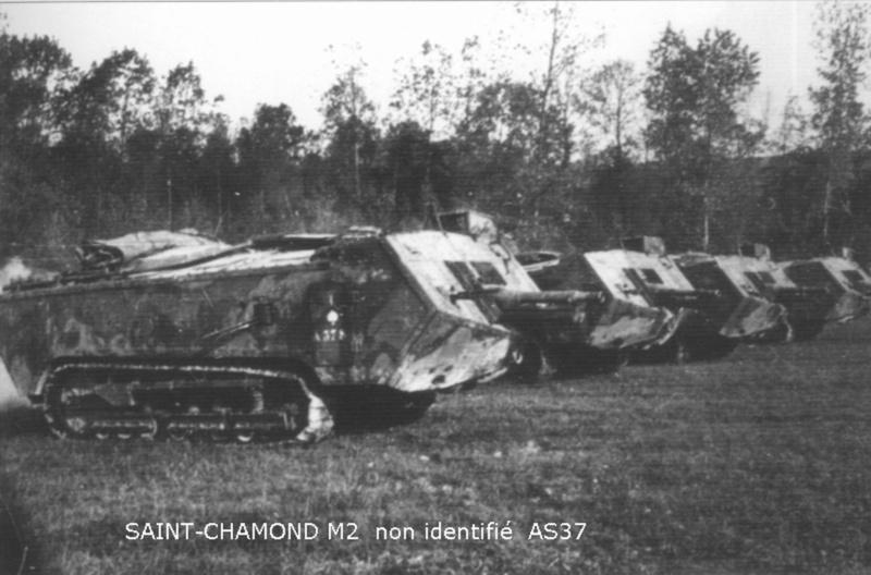 St Chamond M3 (Hobby Boss 83860 - 1/35)  Saint-17